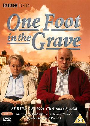 One Foot in the Grave: Series 3 Online DVD Rental