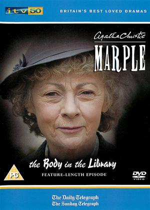 Rent Miss Marple: The Body in The Library Online DVD Rental