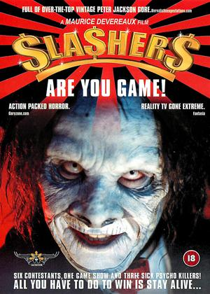 Rent Slashers (aka $la$her$) Online DVD Rental