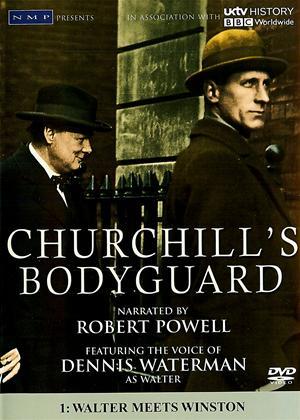 Rent Churchill's Bodyguard: Vol.1: Walter Meets Winston Online DVD Rental