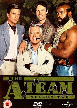 The A-Team: Series 2 Online DVD Rental