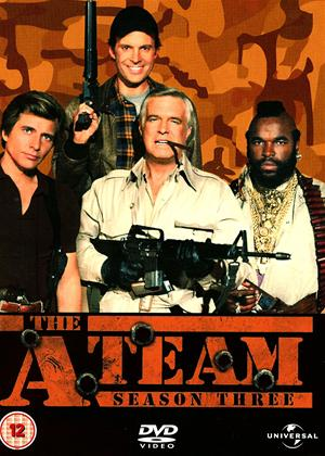 Rent The A-Team: Series 3 Online DVD Rental