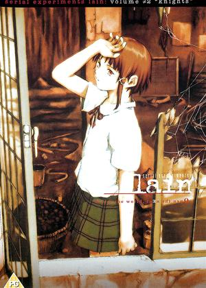 Serial Experiments Lain: Vol.2 Online DVD Rental