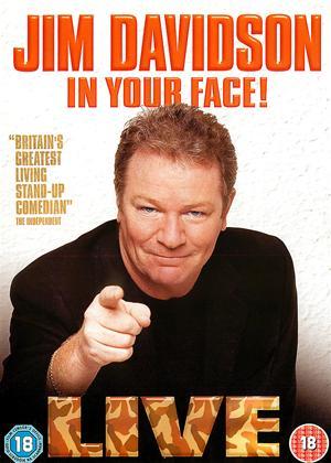 Rent Jim Davidson: In Your Face Online DVD Rental