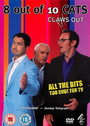 Rent 8 Out of 10 Cats: Claws Out Online DVD Rental