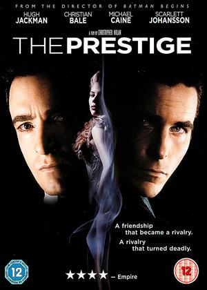 The Prestige Online DVD Rental