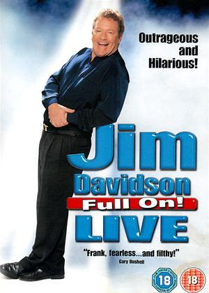 Rent Jim Davidson: Full on Live Online DVD Rental