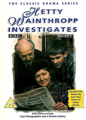 Rent Hetty Wainthropp Investigates: Series 2 Online DVD Rental