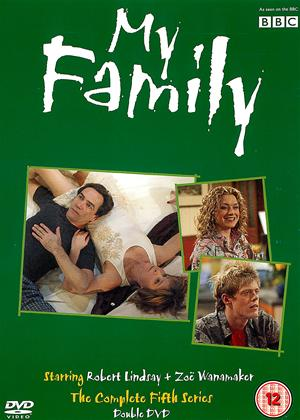 My Family: Series 5 Online DVD Rental