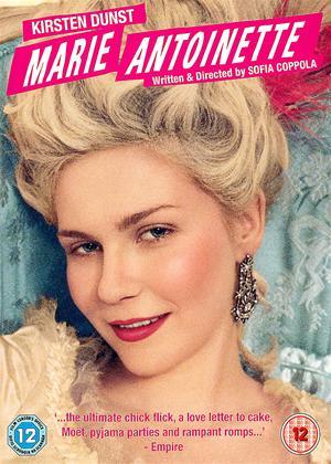 Marie Antoinette Online DVD Rental