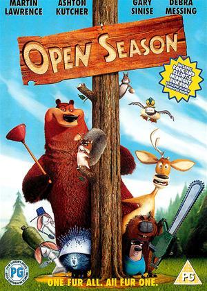 Rent Open Season Online DVD Rental