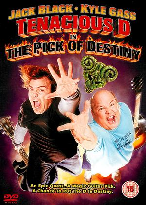 Rent Tenacious D in the Pick of Destiny Online DVD Rental