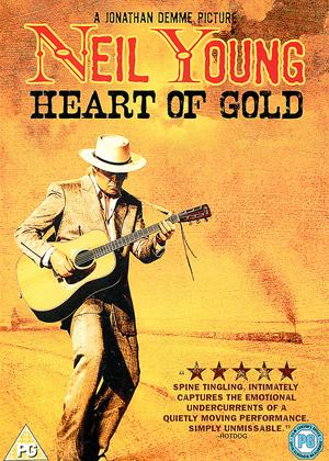 Neil Young: Heart of Gold Online DVD Rental
