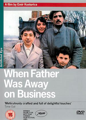 When Father Was Away on Business Online DVD Rental