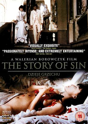The Story of Sin Online DVD Rental