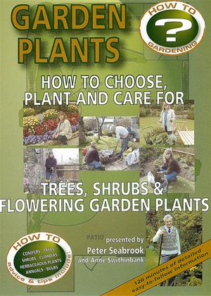 Trees, Shrubs and Flowering Plants Online DVD Rental