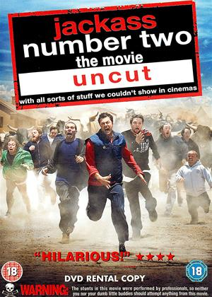 Rent Jackass Number Two Online DVD Rental