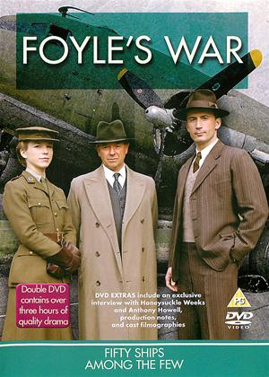 Rent Foyle's War: Series 2: Part 1 Online DVD Rental