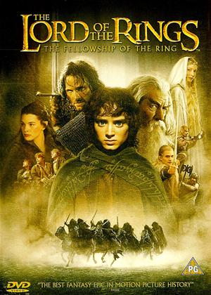 The Lord of The Rings: The Fellowship of The Ring Online DVD Rental