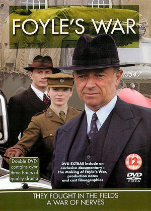 Foyle's War: Series 3: Part 2 Online DVD Rental