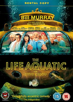 The Life Aquatic with Steve Zissou Online DVD Rental