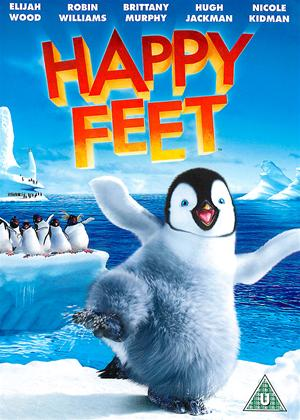 Happy Feet Online DVD Rental