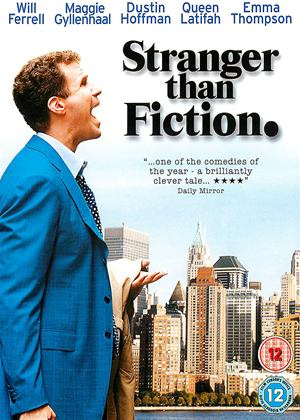 Stranger Than Fiction Online DVD Rental