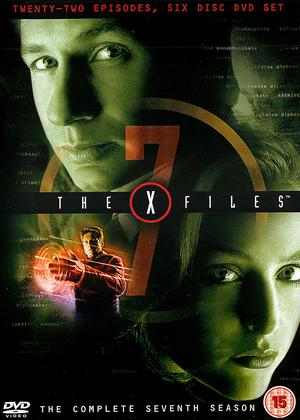 X-Files: Series 7 Online DVD Rental