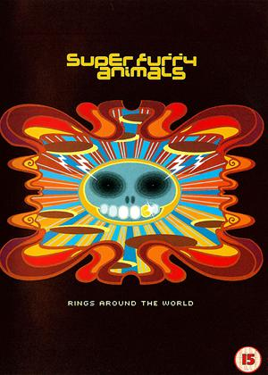 Super Furry Animals: Rings Around the World Online DVD Rental