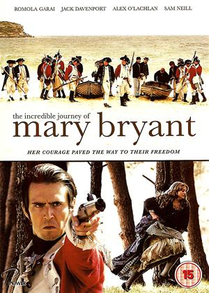 The Incredible Journey of Mary Bryant Online DVD Rental