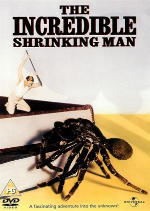 Rent The Incredible Shrinking Man Online DVD Rental