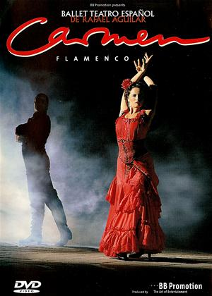 Bizet: Carmen Flamenco: Ballet Teatro Espanol Online DVD Rental