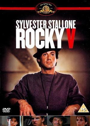 Rocky V Online DVD Rental