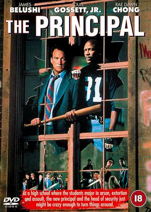 The Principal Online DVD Rental