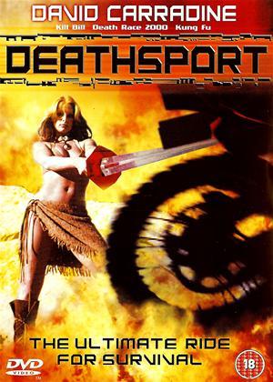 Deathsport Online DVD Rental