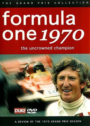 Formula One Review 1970 Online DVD Rental