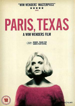 Paris, Texas Online DVD Rental