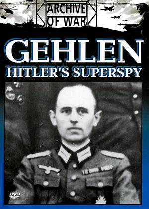 Rent Gehlen: Hitler's Superspy Online DVD Rental