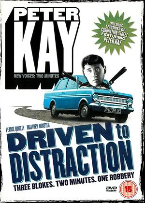 Rent Peter Kay: Driven to Distraction Online DVD Rental