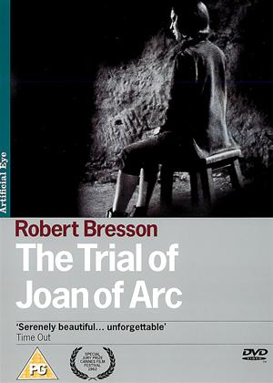 The Trial of Joan of Arc Online DVD Rental