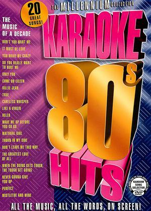 Karaoke 80s Hits Online DVD Rental