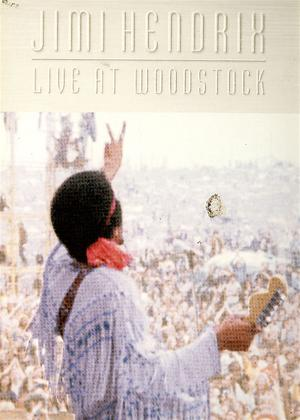 Jimi Hendrix: Live at Woodstock Online DVD Rental