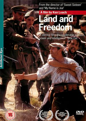 Land and Freedom Online DVD Rental