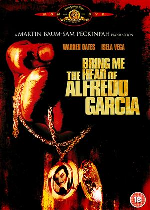 Bring Me the Head of Alfredo Garcia Online DVD Rental