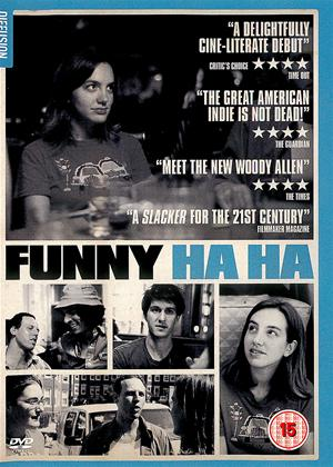 Funny Ha Ha Online DVD Rental