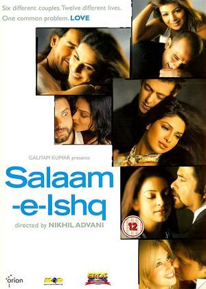 Salaam-e-Ishq Online DVD Rental