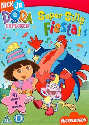 Rent Dora the Explorer: Super Silly Fiesta Online DVD Rental