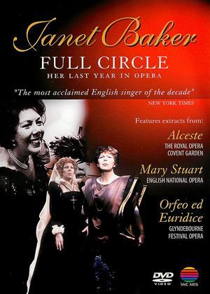Rent Janet Baker: Full Circle Online DVD Rental