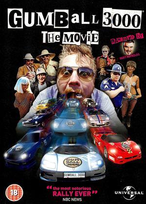 Gumball 3000 Online DVD Rental