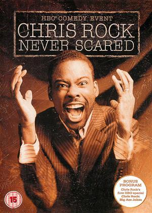 Chris Rock: Never Scared Online DVD Rental